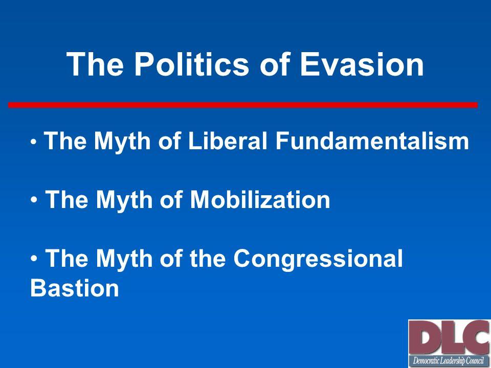 The Politics of Evasion