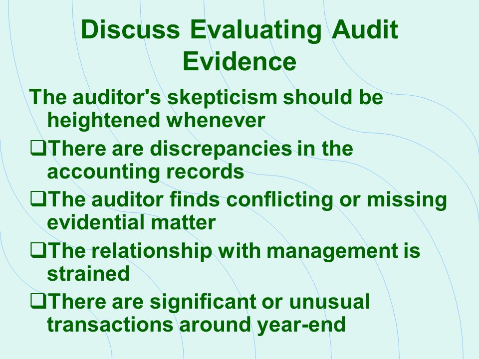 how to find fraud audit