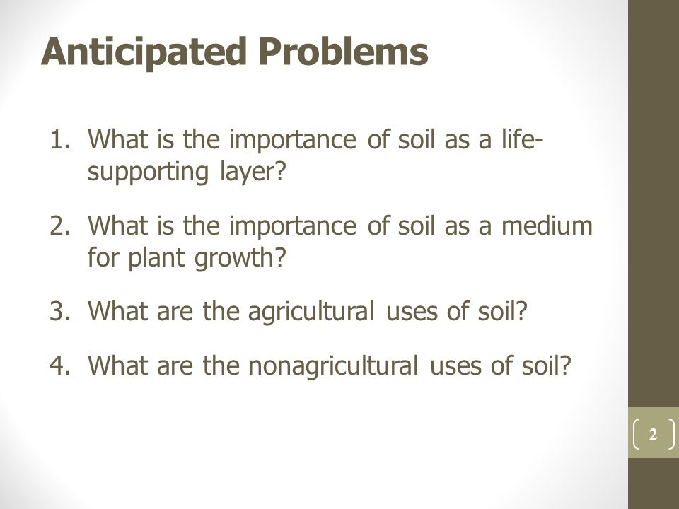 Understanding the importance of soil ppt download for What is important to know about soil layers