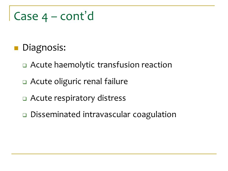 Module 7: Errors in transfusion - ppt video online download