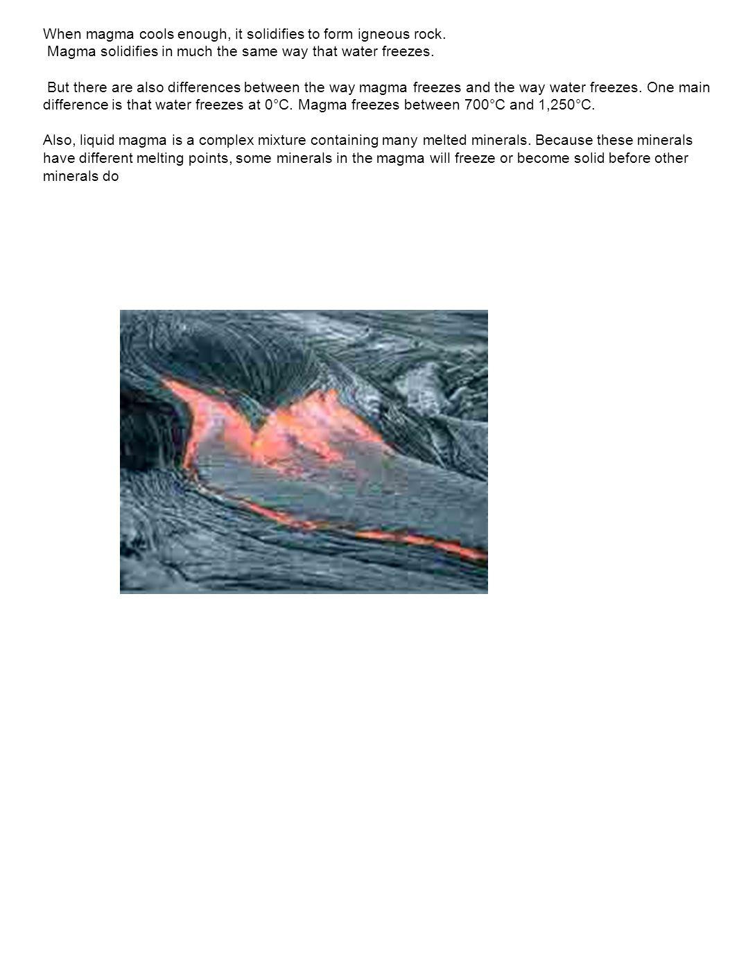 Rocks: Mineral Mixtures - ppt video online download