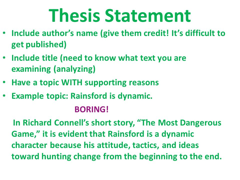 can a thesis statement include a quote Claim related to the thesis statement therefore, each topic should be  evidence  typically includes summaries, paraphrases, quotations, definitions, and.