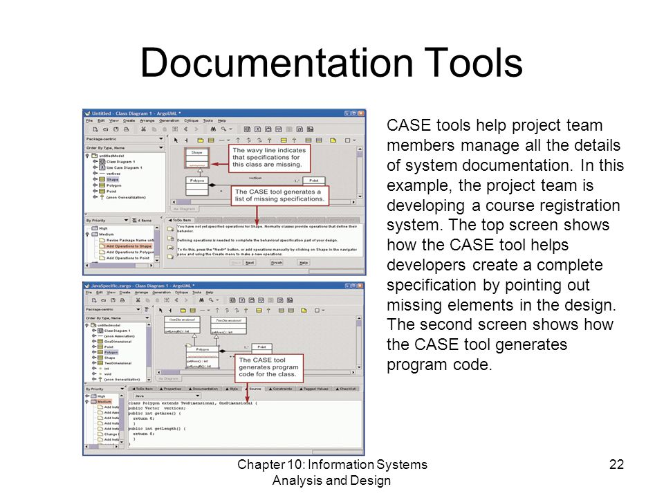 Online trading system project documentation