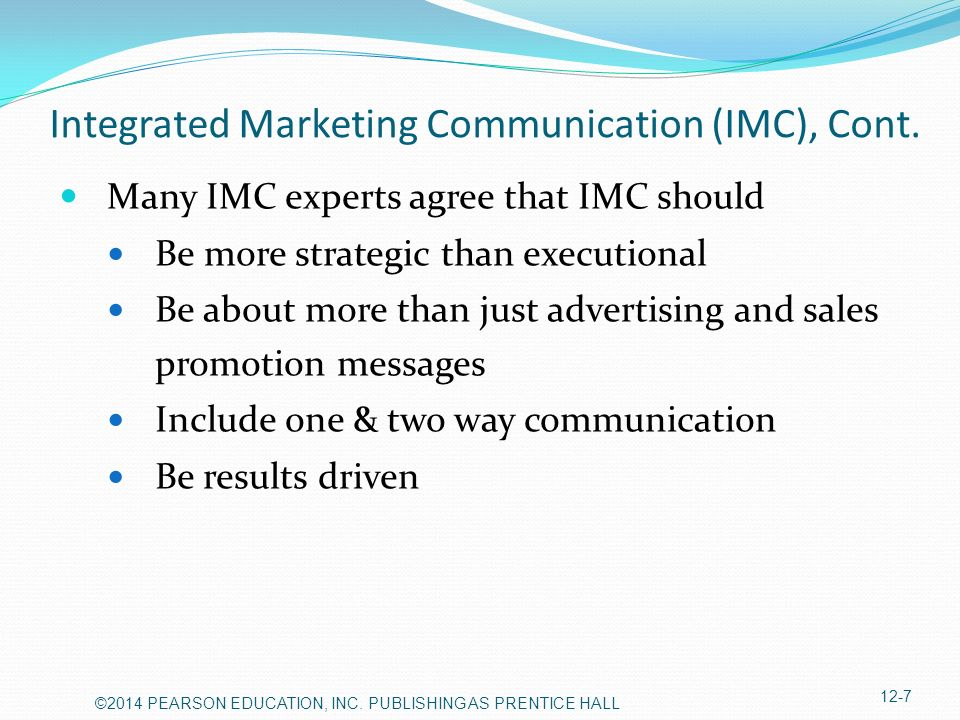 hierarchy of effect model in integrated marketing communications For integrated marketing communications the hierarchy model of advertising effects marketing communication hierarchy models must.