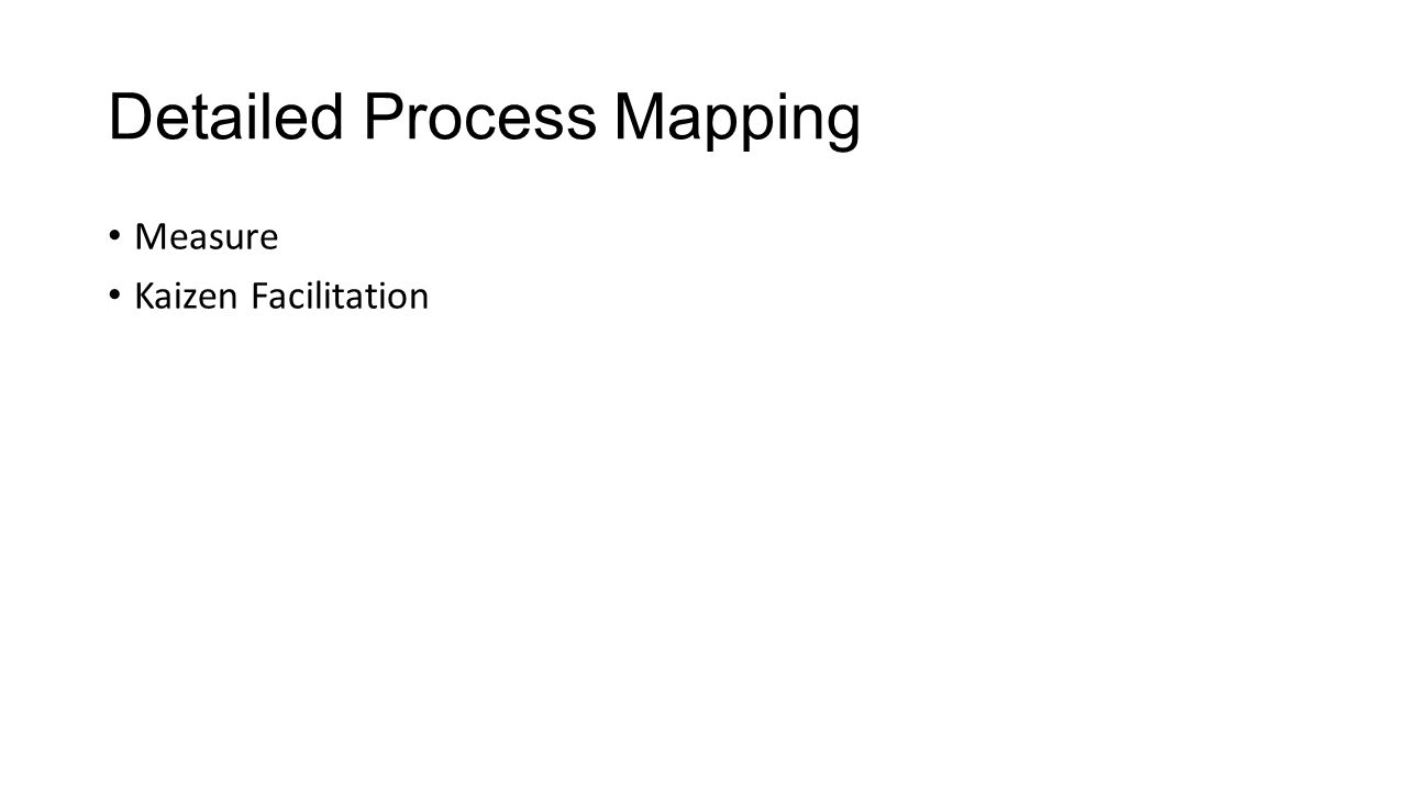 Detailed process mapping ppt video online download detailed process mapping biocorpaavc