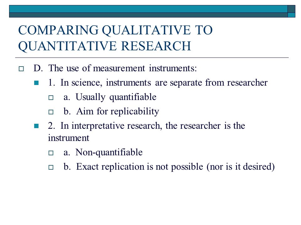 comparing and contrasting qualitative and quantitative Quantitative, qualitative,  comparing and contrasting ncu's concept paper requirements for qualitative and or quantitative papers -.