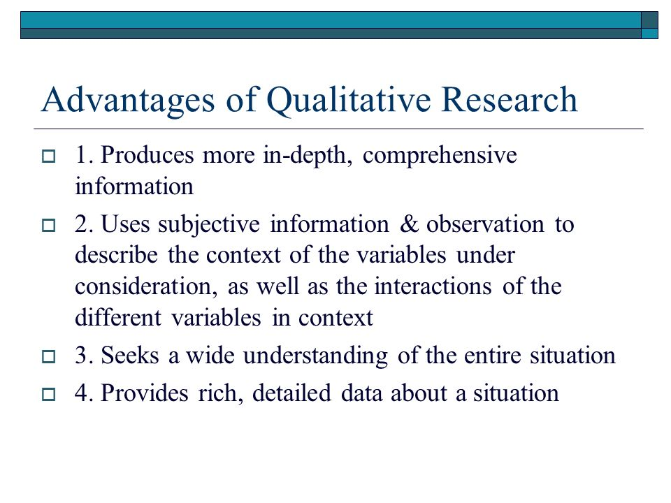 advantages of case studies in qualitative research