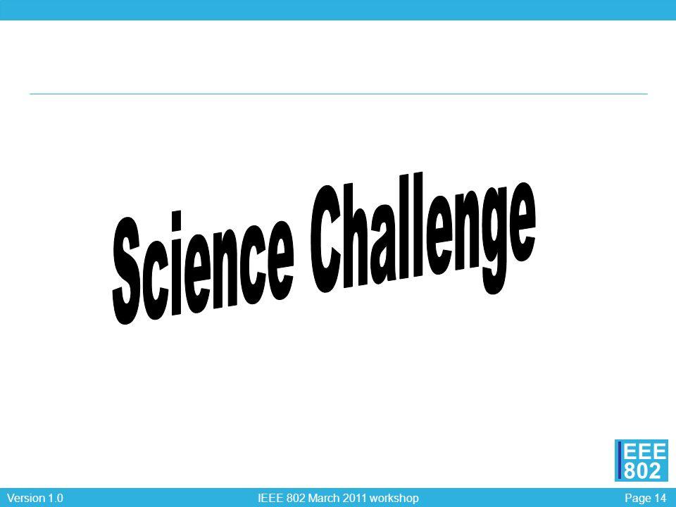 Science Challenge