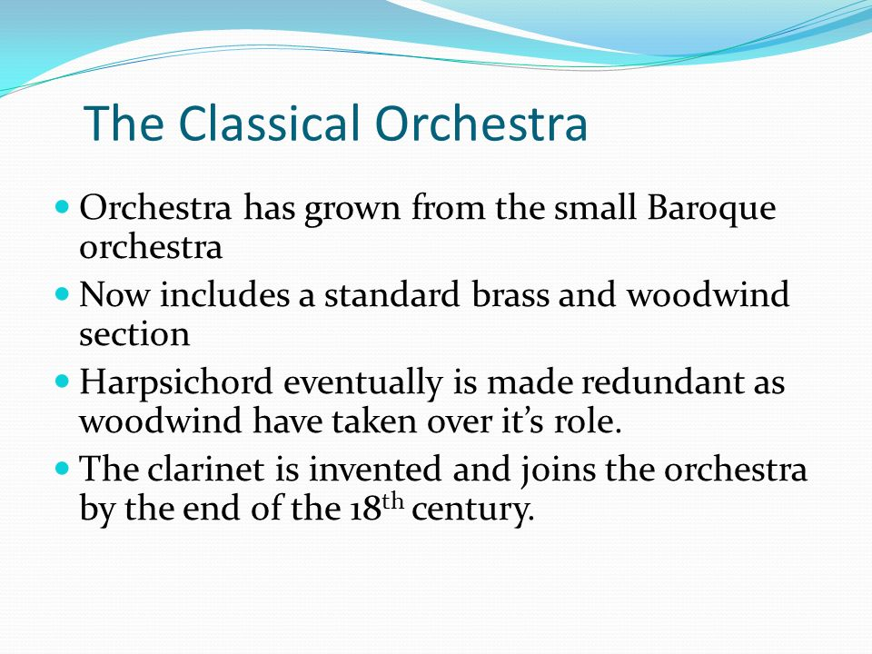 Difference Between Classical and Baroque