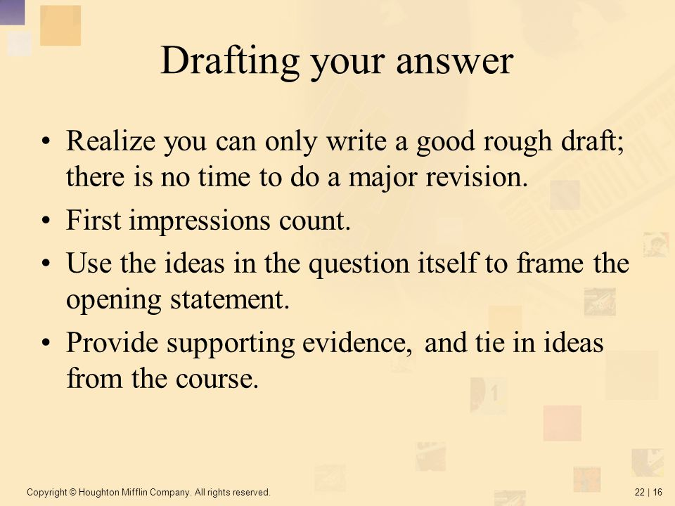 Chapter 22 Essay Exams Ppt Video Online Download