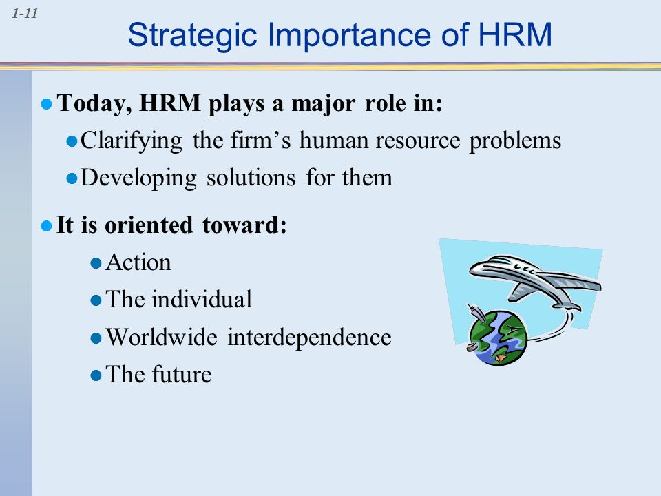 hrm s importance Human resources management seems to be mostly good intentions and whistling in the dark or averting unionization few managers need much convincing about the importance of people managers have had difficulty managing human resources for four reasons: 1.