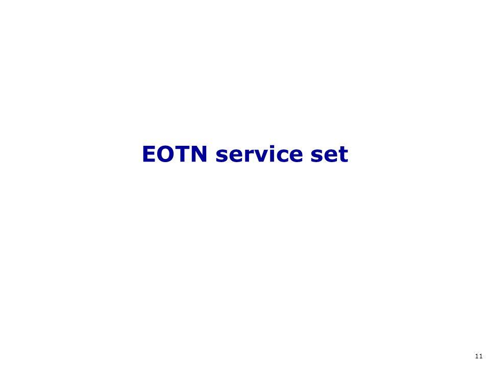 EOTN service set