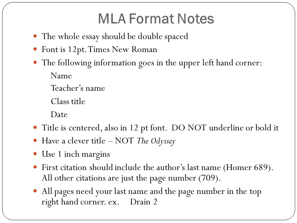 double chilled article inside mla format