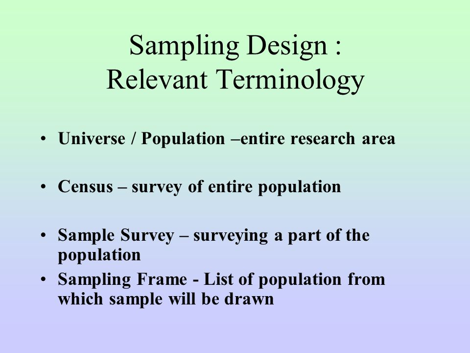 how to avoid sampling bias in research