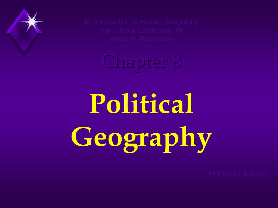 intro to global politics chapter 8 Introduction to global politics, fifth edition, provides a current, engaging, and  non-us perspective on global politics it shows students how to analyze global.
