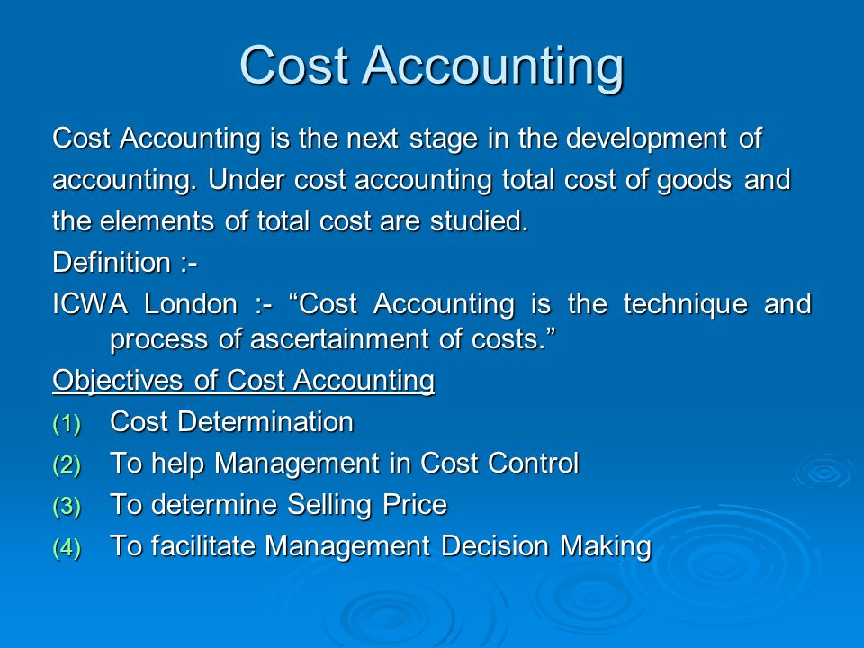Why Management Accounting Is Important in Decision-Making