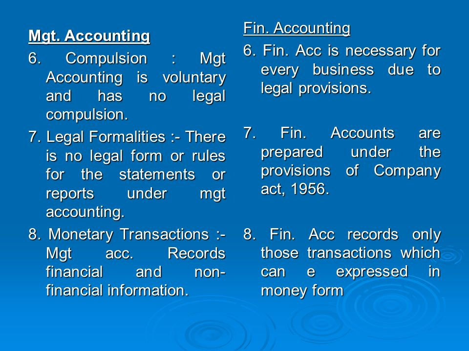 nature and scope of financial accounting Introduction to financial accounting for ssc cgl- gk  thus the nature and scope of accounting simply mean the essential features of accounting and what the.