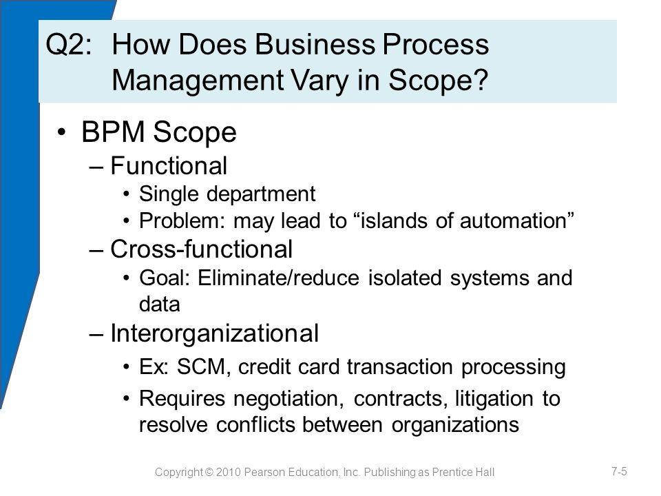 Business Process Management - ppt video online download