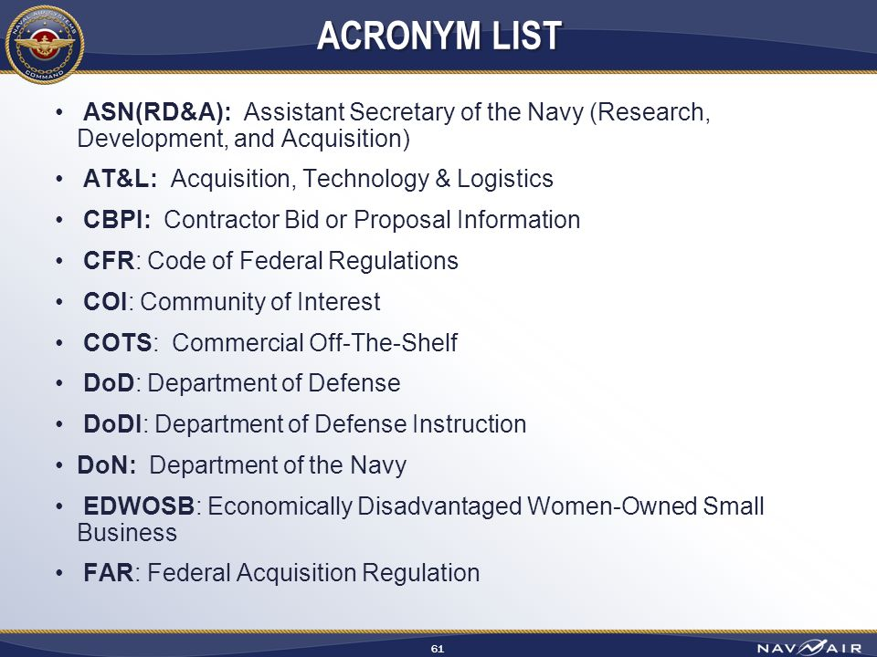 DEPARTMENT OF THE NAVY OFFICE OF THE SECRETARY