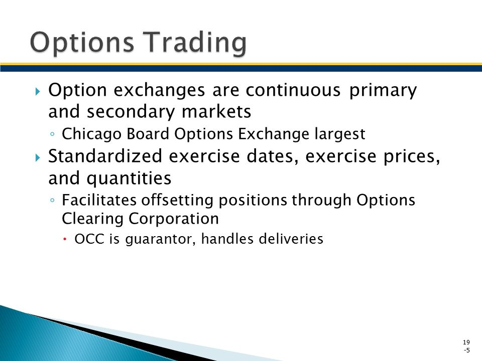 Largest options brokers