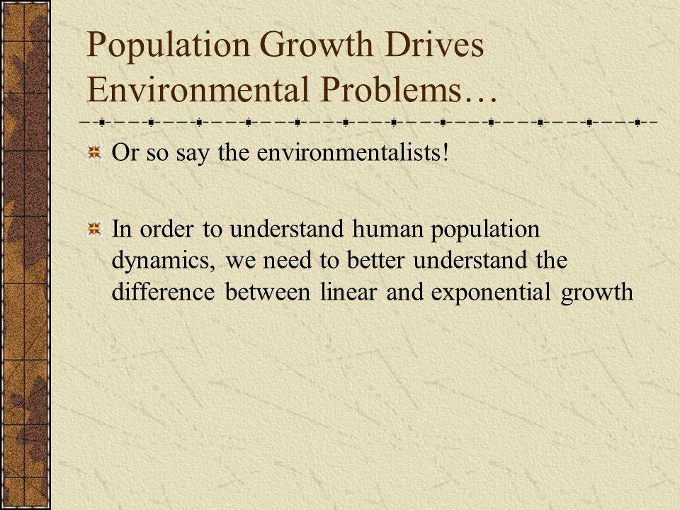 problems related to population growth This project is about the population problem in india and the response of the indian government by anooplx470 in types  school work, sociology, and history-asian  problems related on population growth population policies - case study of india environment degradation in india social problems of india demographic profile of india.