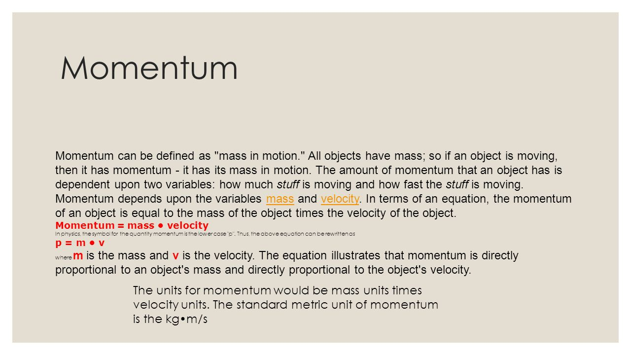 Section 1 momentum and collisions ppt video online download momentum buycottarizona