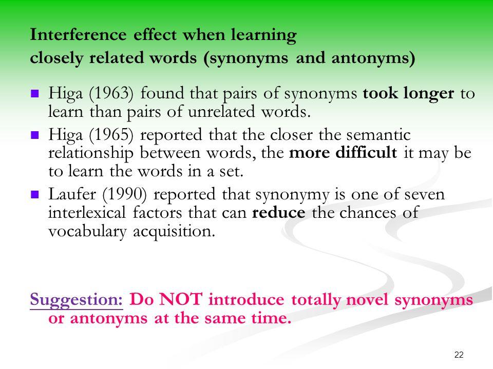 Fake Synonyms, Fake Antonyms | Merriam-Webster Thesaurus