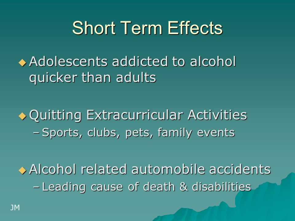 Social effects of peer pressure in relation to underage alcohol abuse
