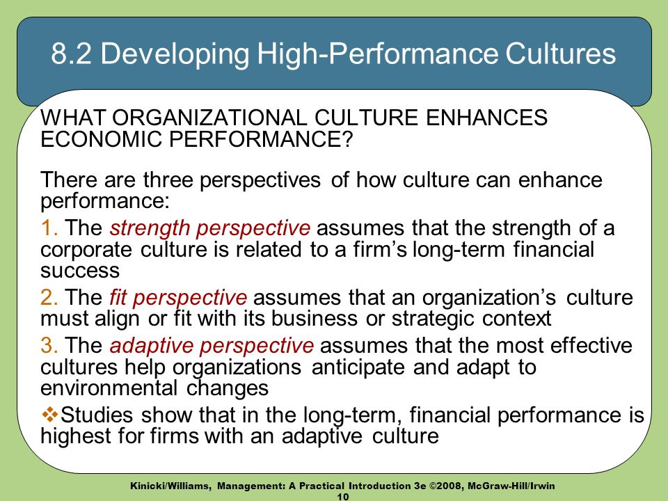 corporate culture and firm performance pdf