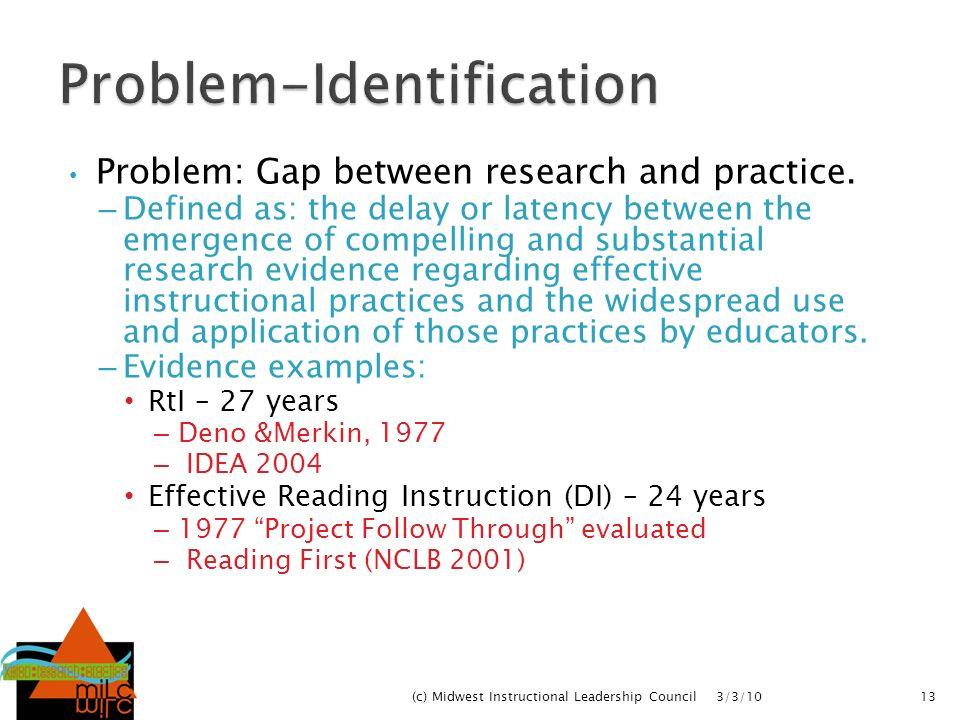 Problem-Identification
