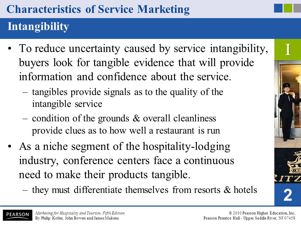 tourism service characteritics Characteristics of a service what exactly are the characteristics of a service how are services different from a product in fact many organisations do have.