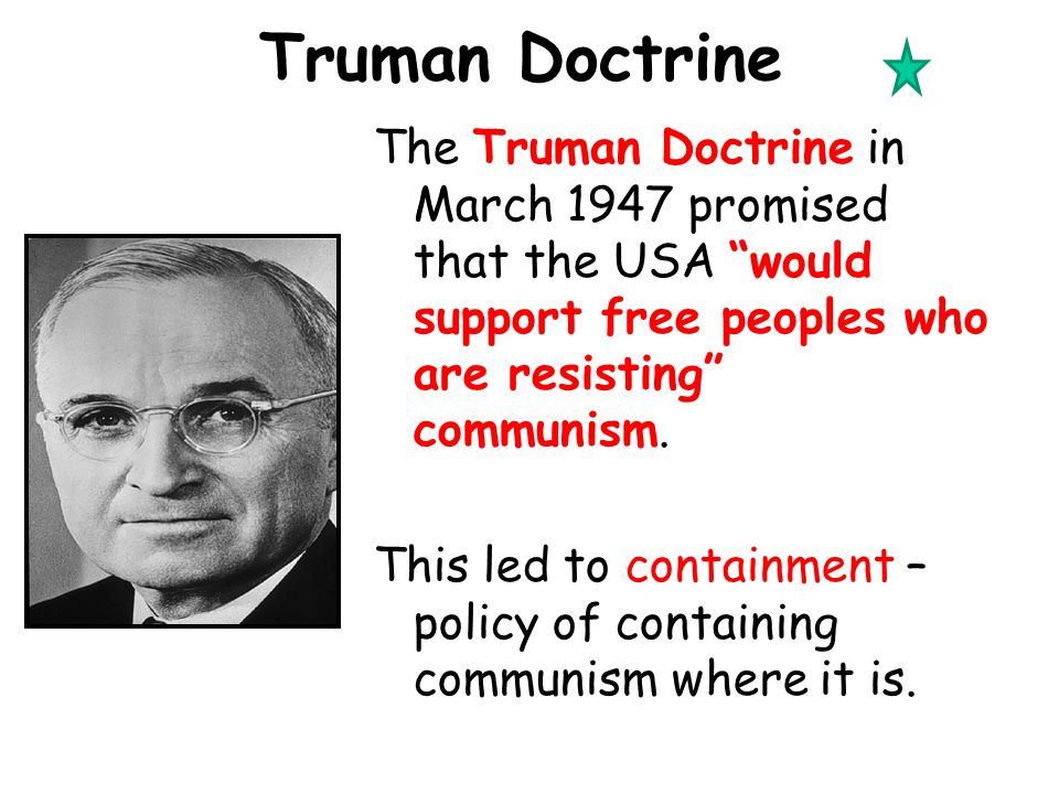a closer look at the truman doctrine Add to cart moving on: the american people since 1945, 5th edition $11960 $11362 | isbn-13: 978-0-205-88076-8 free ground shipping.
