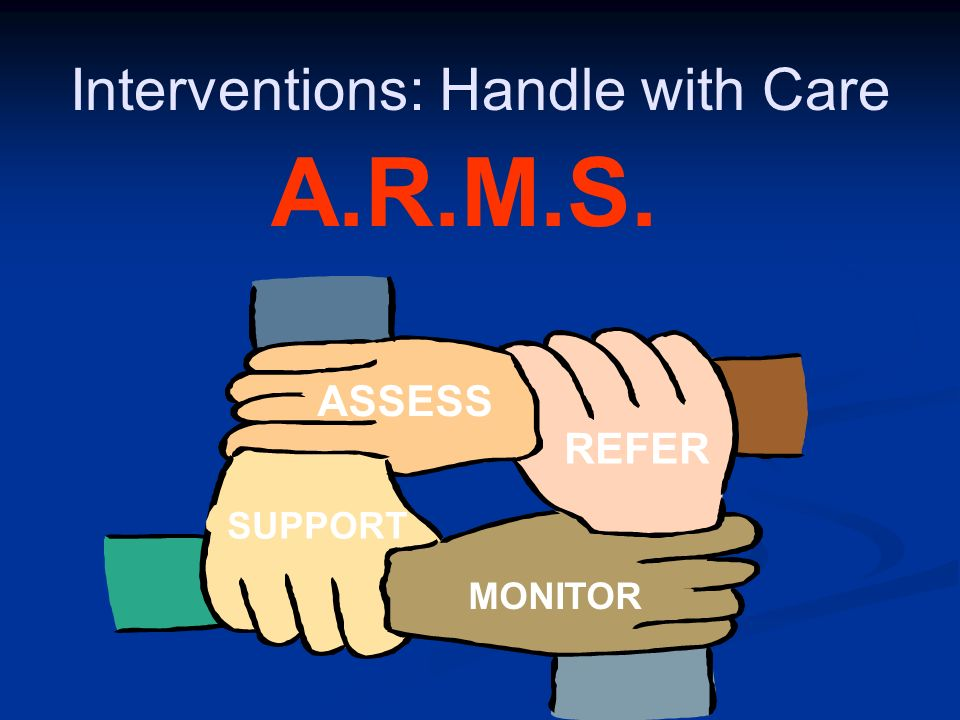 Interventions: Handle with Care