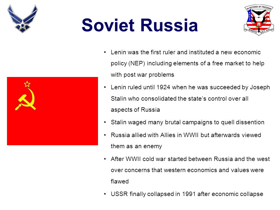 History and economy of russia ppt video online download 8 soviet russia lenin fandeluxe Choice Image