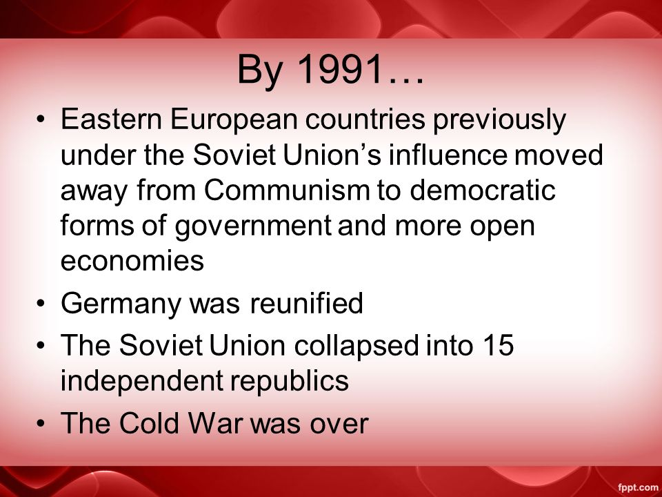 contributing factors led collapse soviet union ussr union In 1991 the soviet union, one of the greatest super powers in the world finally fell   factors at play in the years leading up to the eventual breakup of the ussr.