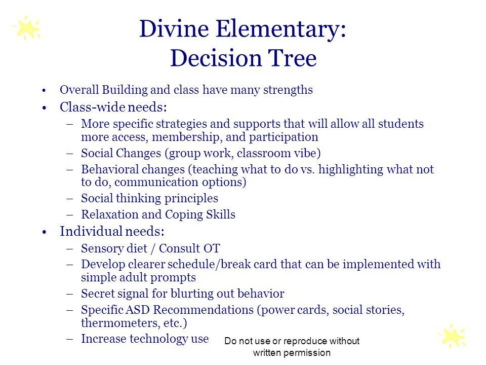 Divine Elementary: Decision Tree