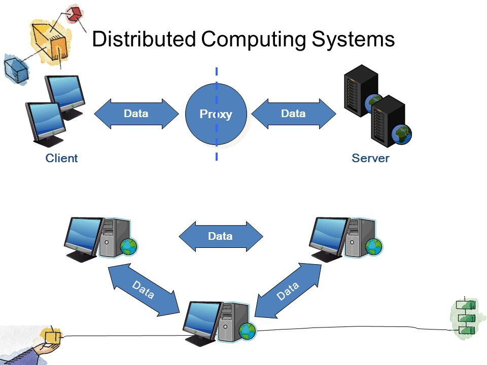 List of distributed computing projects