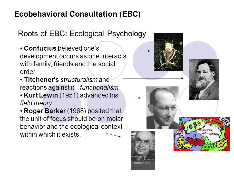Ecobehavioral Consultation (EBC)
