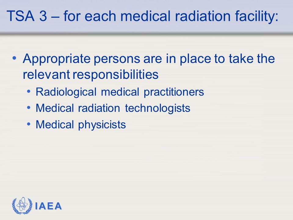 how to become a medical radiation technologists