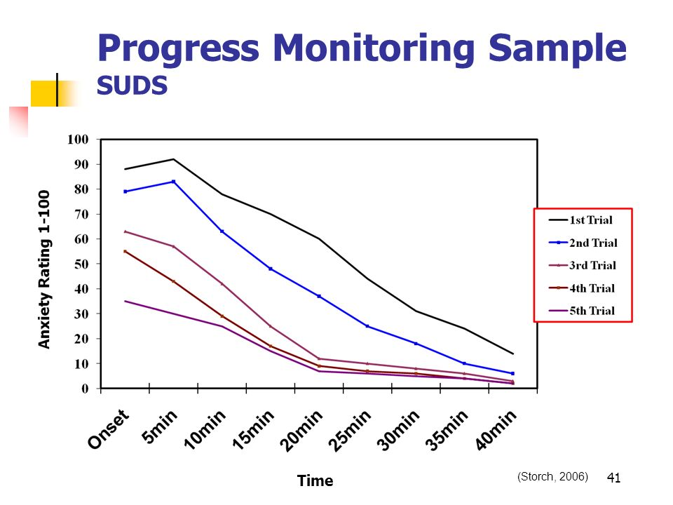 Progress Monitoring Sample