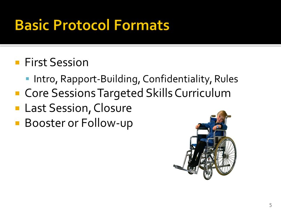 Basic Protocol Formats