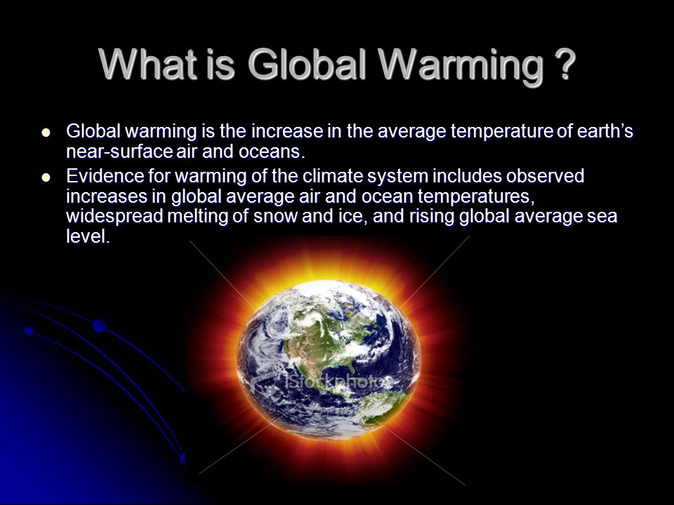 What Are the Real Global Warming Facts?