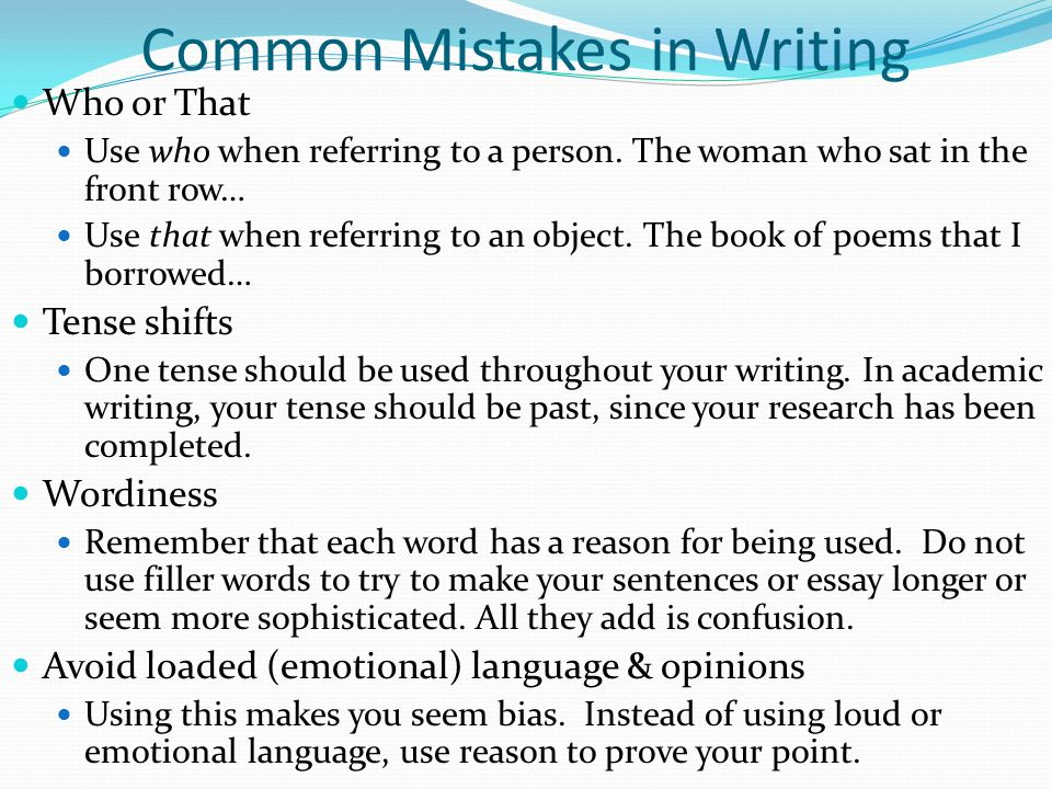 how to use the word bias in a sentence