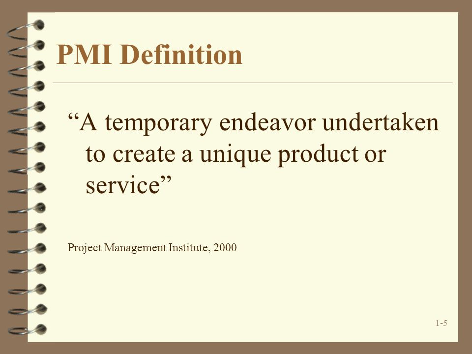 """a is a temporary endeavor undertaken to create a unique product service or Read about this four step high level method for project process tailoring that you  of knowledge (pmbok® guide) a project is """"a temporary endeavor undertaken to create a unique product, service or result"""" ."""