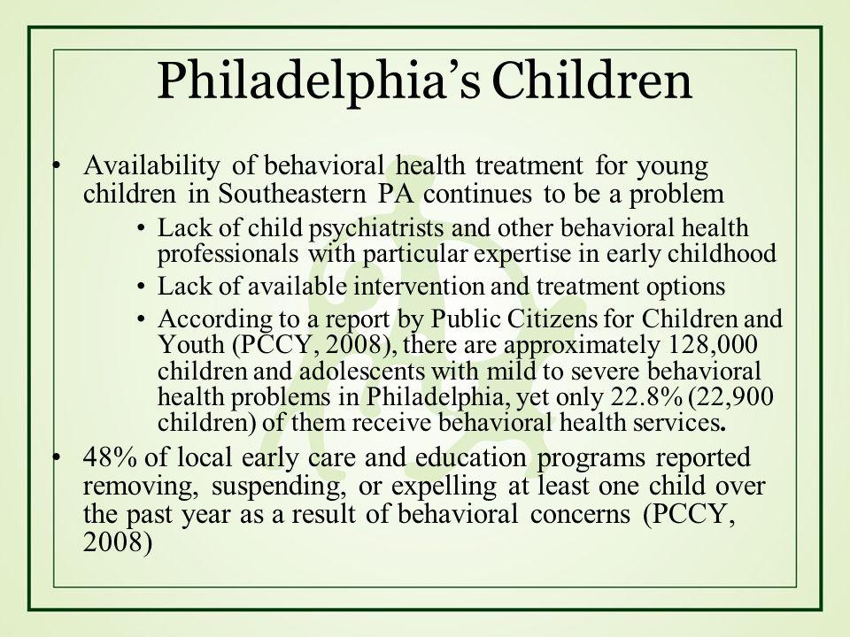 Philadelphia's Children