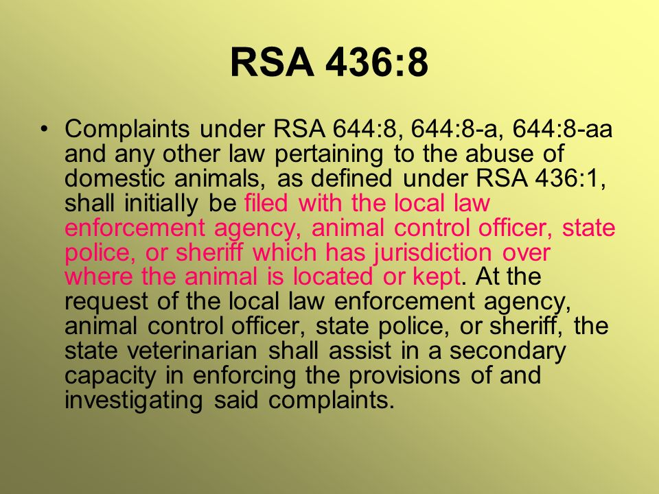 RSA 436:8