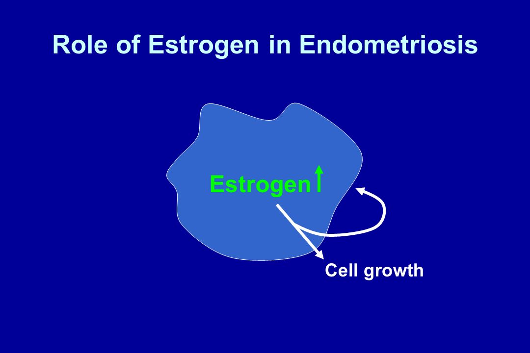Role of Estrogen in Endometriosis