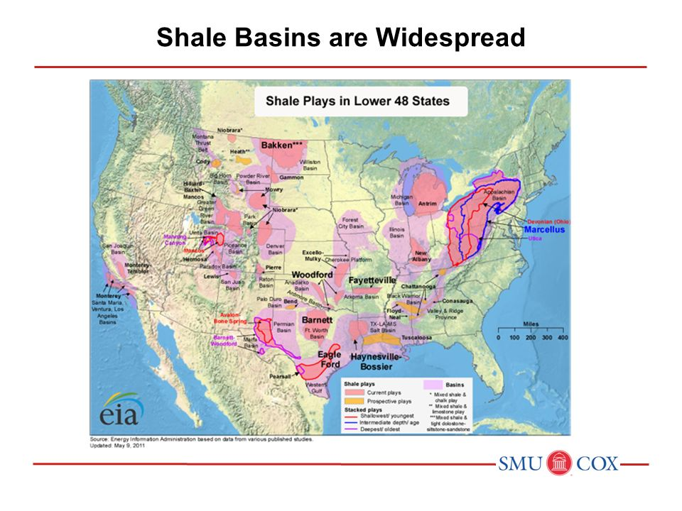 U S Shale Gas And Global Energy Dr James L Ppt Download - Us shale map
