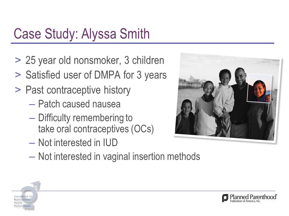Case Study: Alyssa Smith