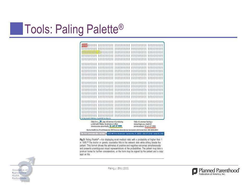 Tools: Paling Palette®